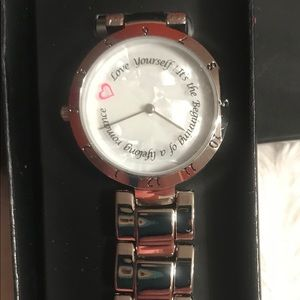 AVON- Forever selected by Paula Abdul Quartz Watch